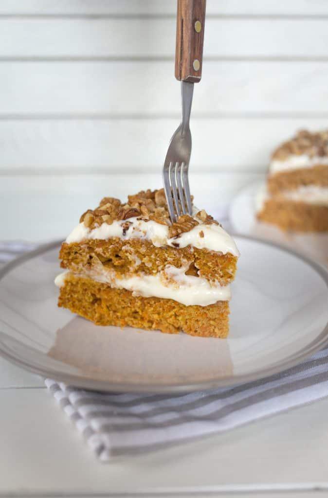 Cream Cheese Upside Down Cake