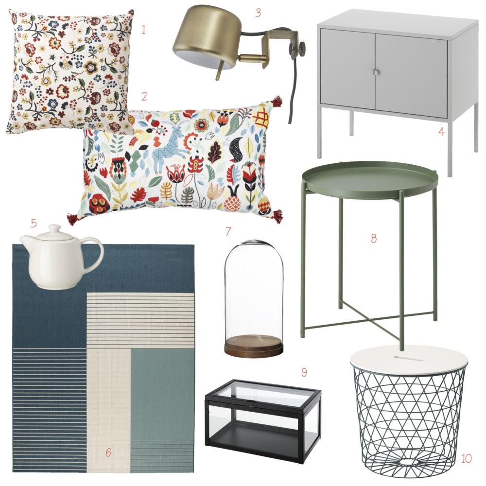 10 Nouveautés à Shopper Chez Ikea Nelly Glassmann