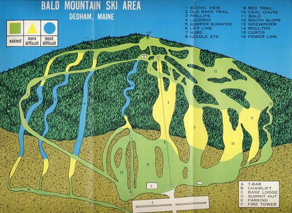 Bald Mountain Dedham Ski Area