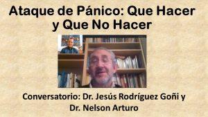 Ataque de Pánico: Que Hacer y Que No Hacer