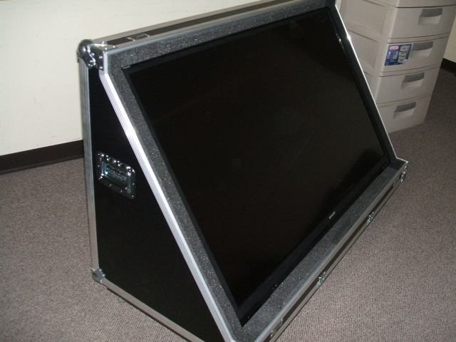 Print 5577  Confidence Monitor Road Case  Nelson Case Corp