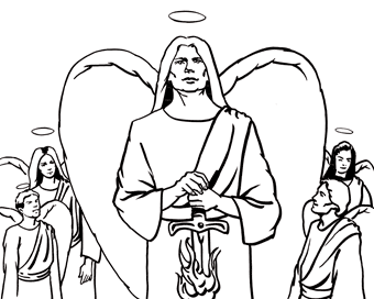 Download Heaven Is for Real Coloring Pages
