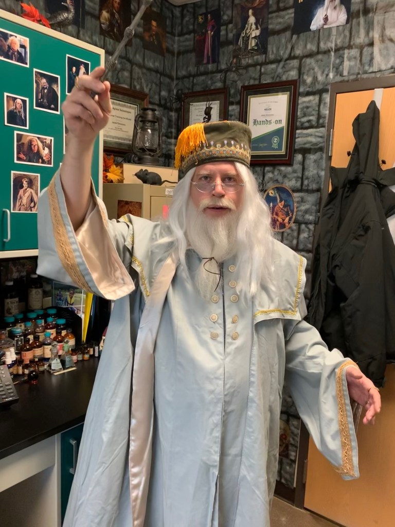 Dumbledore - Jared Simmons