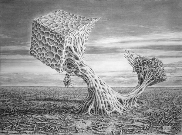 Surreal Art Drawings