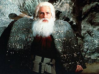 mel brooks ten commandments