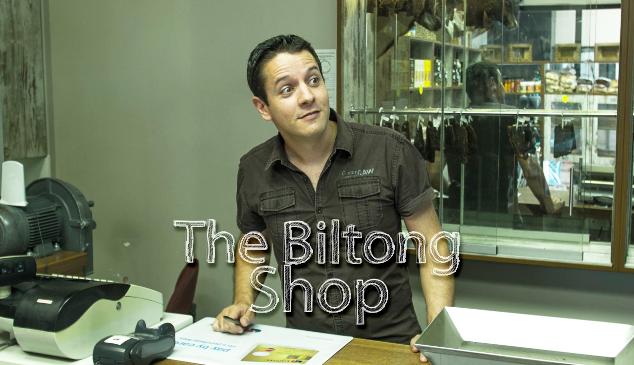 biltong shop comedy shortfilm