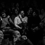 audience laughter
