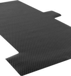 weather guard weather guard van floor mat ford standard wheel base 89017 [ 1200 x 1200 Pixel ]