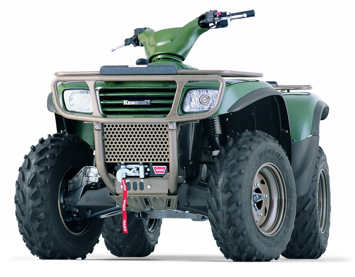 hight resolution of warn warn atv winch mounting system 39555