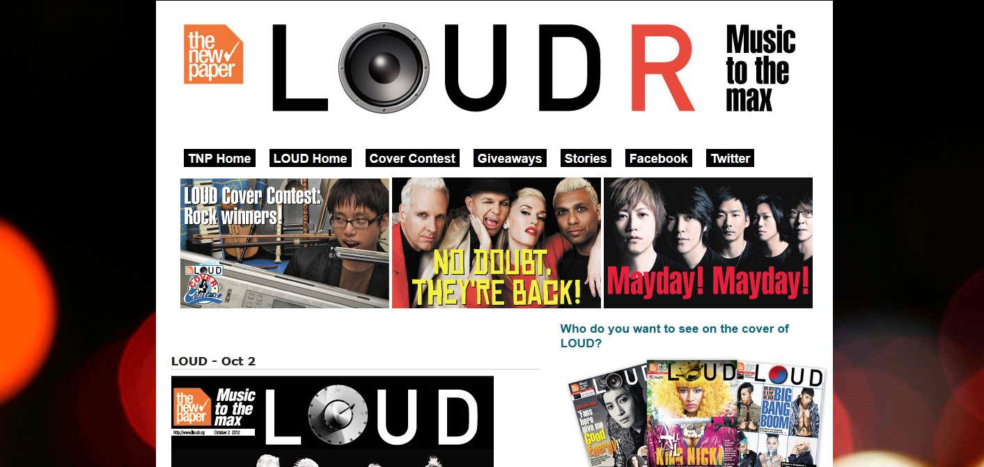 loud featured