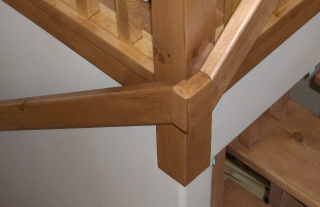 Stairs Nelson Woodcraft