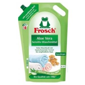 Praci gel Frosch aloe vera sensitive 18 prani 1,8 L