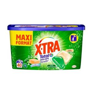 X-TRA Duo-Caps sensitivne kapsule na pranie 40 ks