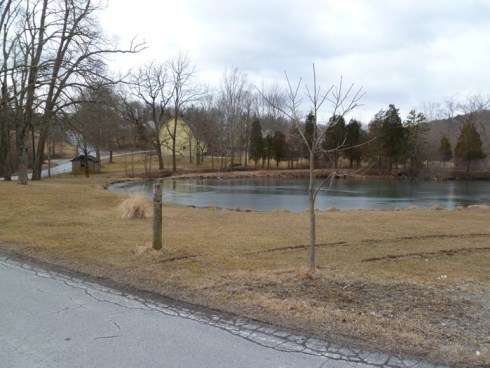 Turkey Hill/Cherry Valley Pond