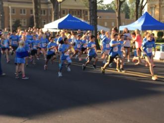 BNA One Mile Run