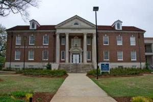 New Albany MS Ed Meek School of Journalism