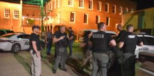 New Albany MS 30 drug raid arrests
