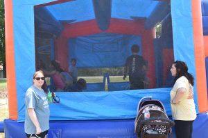 Union County MS Kids fun Peach fesival