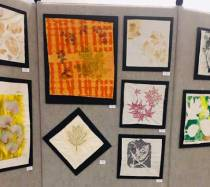 New Albany MS Nature of Printmaking