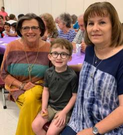 New Albany MS NAES Grandparents day