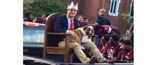 New Albany MS Bulldogs 2019 Homecoming