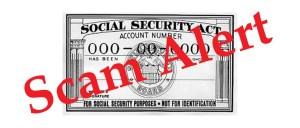 SS scam alert