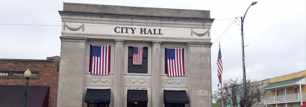 NEMiss.news New Albany City Hall