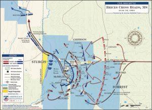 NEMiss.news Brice's Cross Roads Nathan Bedford Forrest