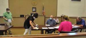 NEMiss.news July 20 Union Co. Supervisors meeting