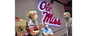NEMiss.news Dr. Birx at Ole Miss