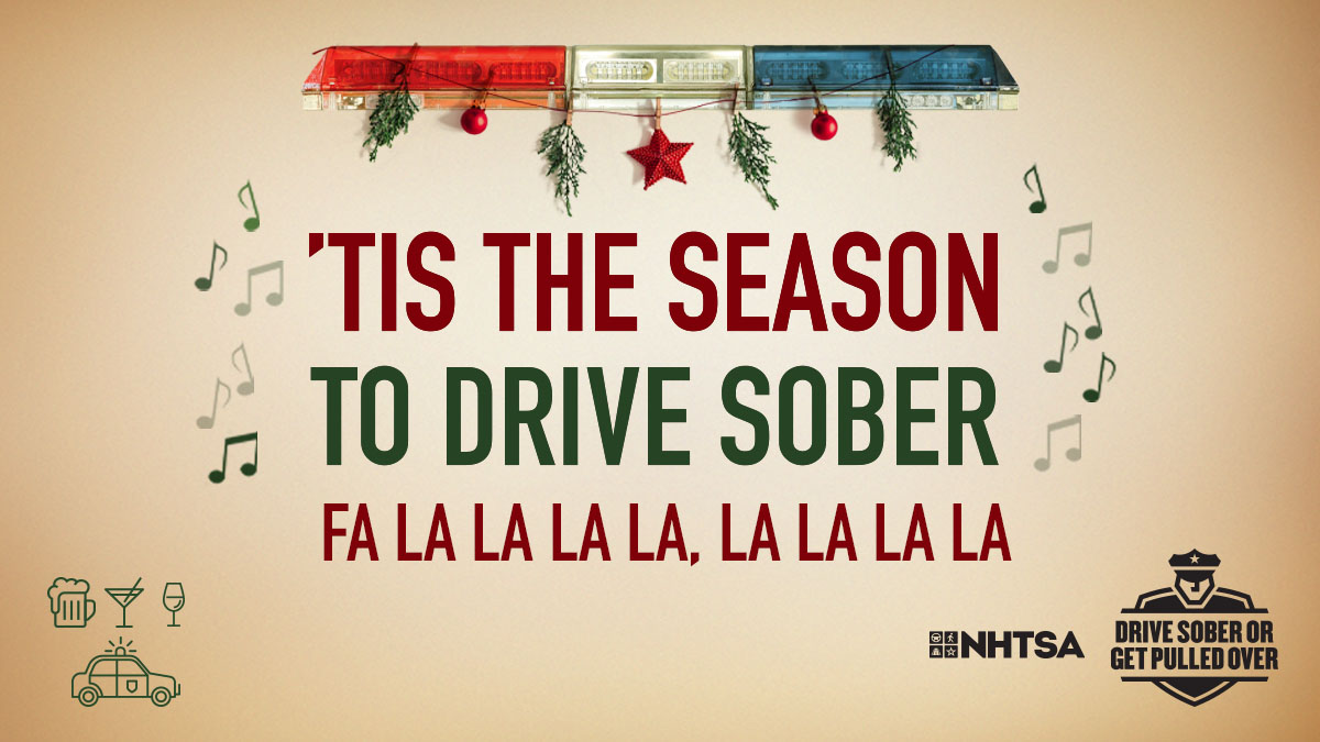 NEMiss.News Drive Sober or Get Pulled Over campaign