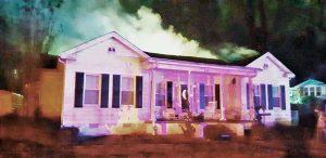 NEMiss.News South Central Ave fire