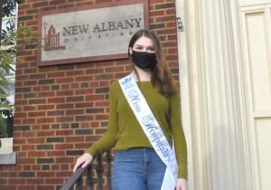 Ivy Jordan Miss New Albany
