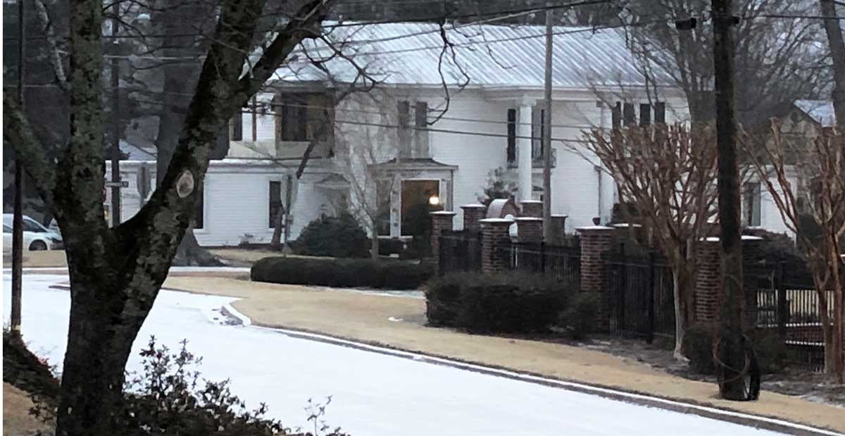 wintry mix tests electrical power providers NEMiss.news