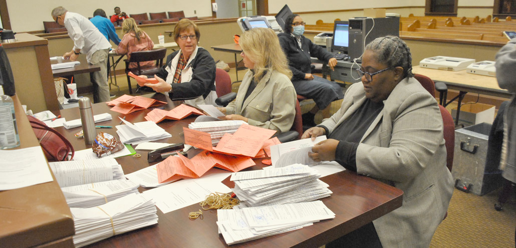 Counting absentee ballots NEMiss.News