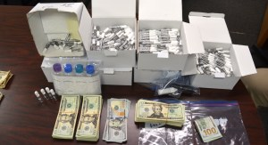 Money & illegal items seized NEMiss.News