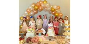 Birthday Tea Party NEMiss.News