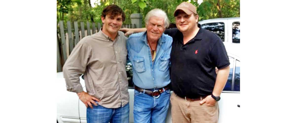 Wess Ehrhardt, Billy Joe Shaver, John Calvin Patterson NEMiss.News