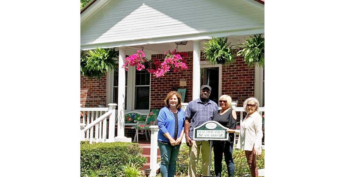 NEMiss.News Johnson home wins award
