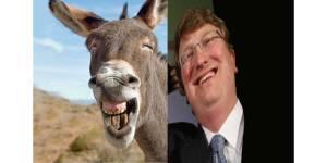 NEMiss.News Laughing doppelgangers
