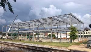 NEMiss.News steel structure of BNA Bank