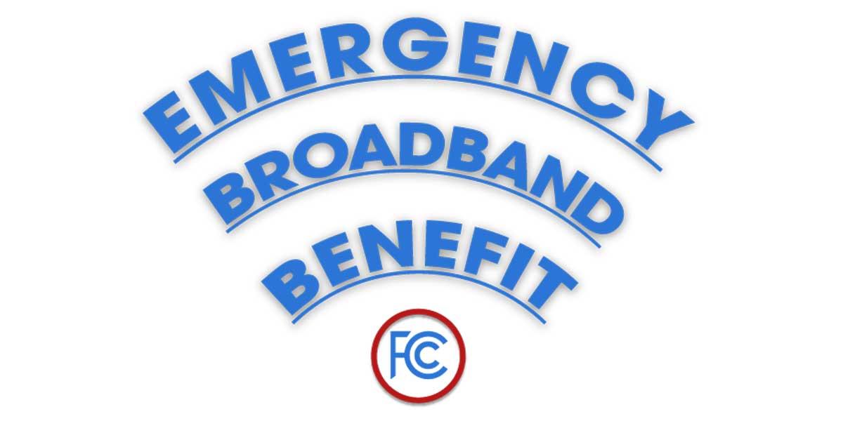 NEMiss.News Emergency Broadband benefit logo