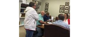NEMiss.News Union Co. Supervisors Meeting 10-18-21
