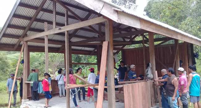 Building Project:  Lusong Adventist Church