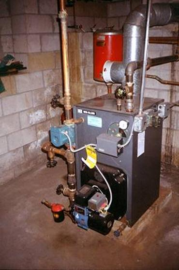 Forced Air Furnace Wiring Diagram Hib Operating Systems Photo Pages Home Inspection