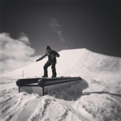 #laax #boardslidedoubletube #frisek #greatshredsession @frisek