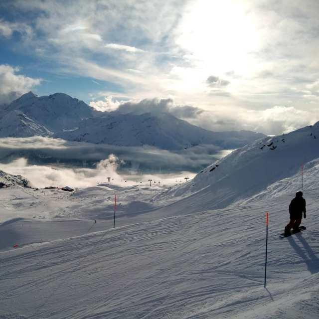 #verbier #frisek @verbier @frisek @moussafrisek @laurent5_4 @snowparkverbier