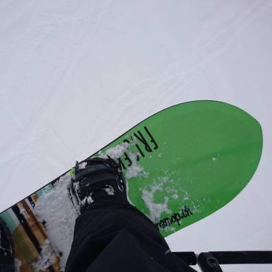 #powderdays #montana #frisek @yes_snowboards @nowbindings