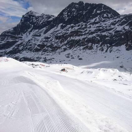 #corvatsch #silvaplana #frisek @snowparkcorvatsch @frisek