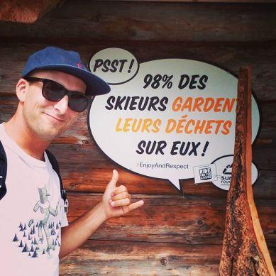 #shakaride @ L'étable #lameilleuretarteletteaucitron #commentbienfinirunemagnifiquerando #letable #gryon #r4tc18 #enjoyandrespect @ride4thecause @summitfoundation